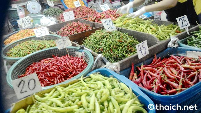 Khlong Toei Market 02