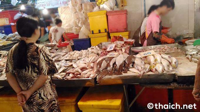 Khlong Toei Market 08