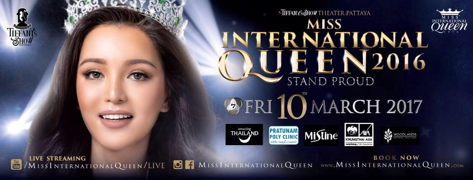 Miss International Queen 2017 abc