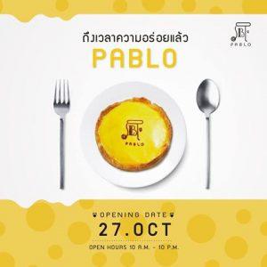 Pablo Cheesetart Thailand