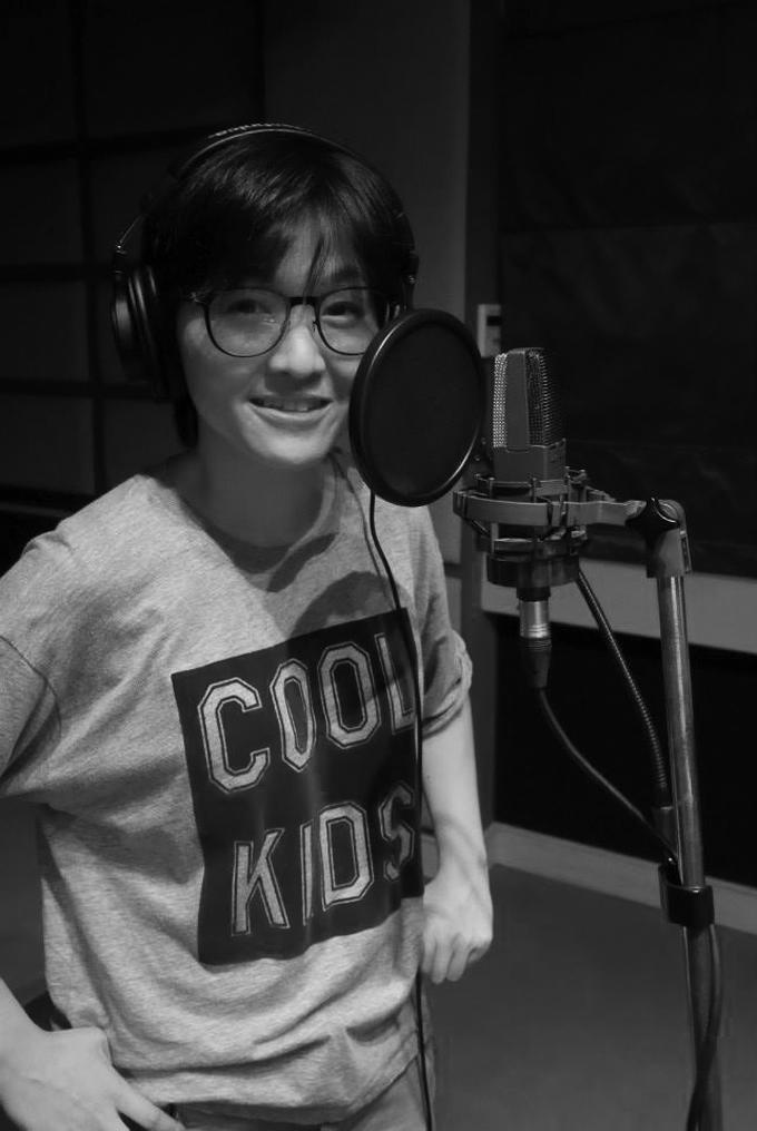 新人シンガーソングライター、エイム(Aim)さん