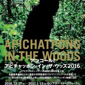 Apichatpong in The Woods 2016 Encore (1)