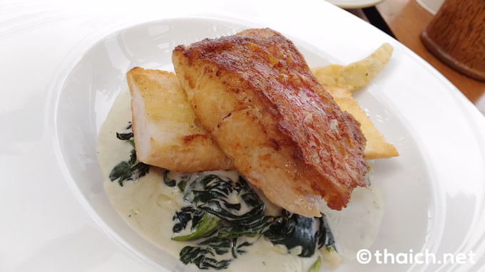 「Red Snapper Fillet」