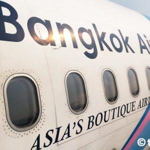 bnagkok airways flight 02