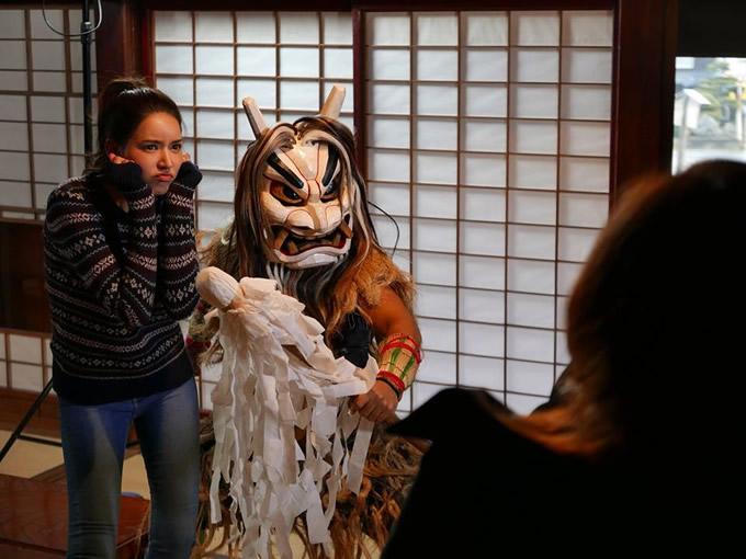 秋田で撮影のタイドラマ「 頑張れ、負け犬」がタイで2017年2月放送