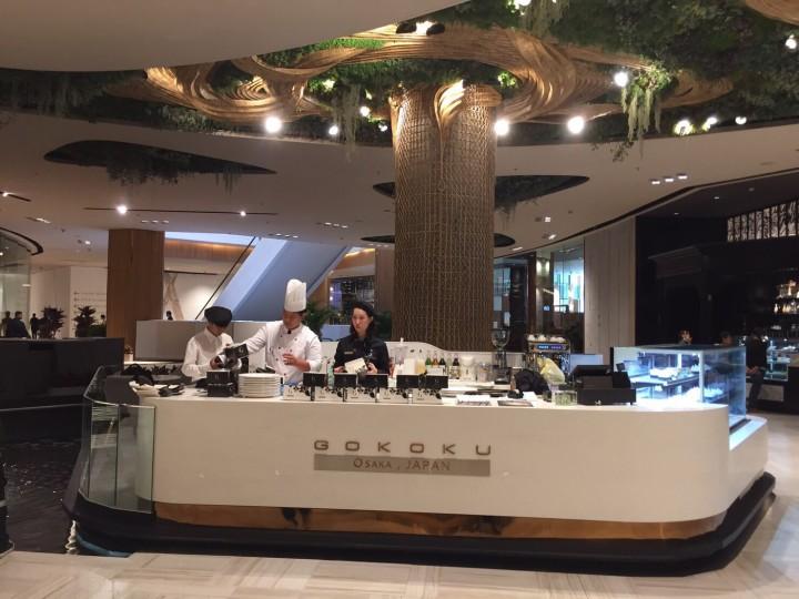 大阪から「GOKOKU」がタイ進出、バンコク・サイアムパラゴンにカフェをオープン
