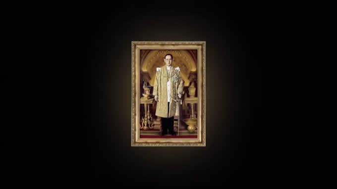 タイ国民30万人が参加した「国王賛歌」の映像作品が完成