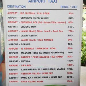 samui airport taxi 05