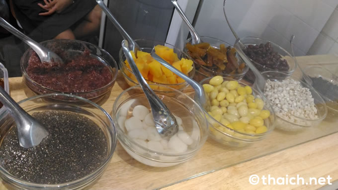「Tokyo Bean」はサイアムスクエアの大豆ソフトクリームの店