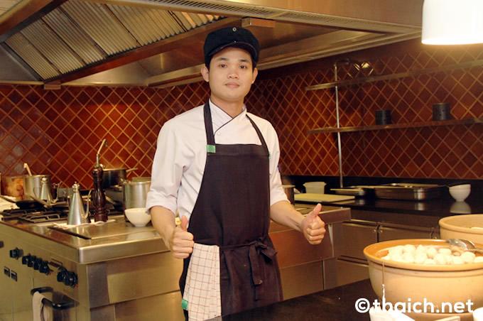 キッチンのスタッフさん