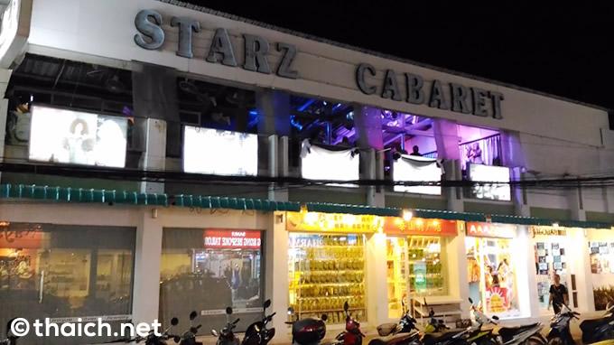 「STARZ CABARET」