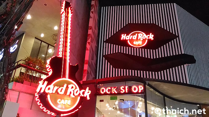 「Hard Rock CAFE」