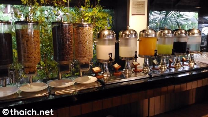 chaweng regent breakfast 12