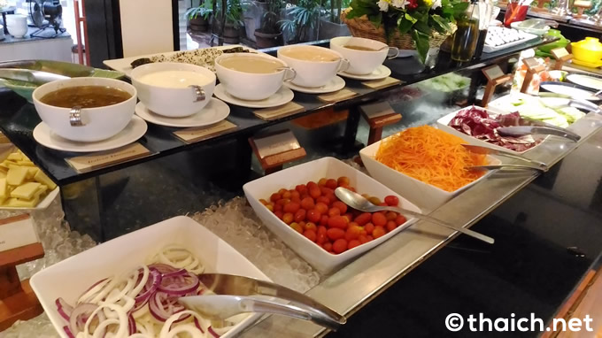 chaweng regent breakfast 16