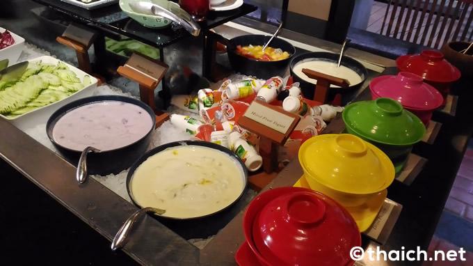 chaweng regent breakfast 17