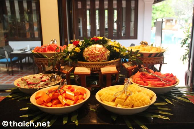 chaweng regent breakfast 21
