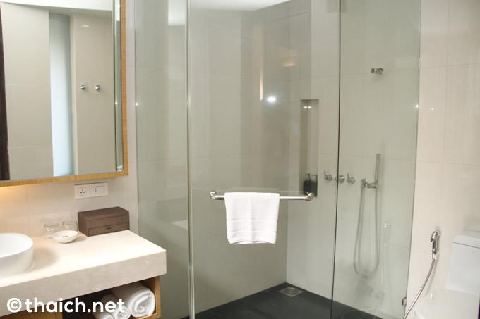 「スパヴィラ(SPA VILLA)」のバスルーム