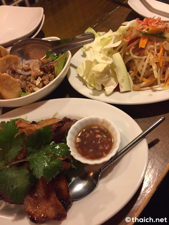 渋谷・道玄坂のタイ料理店「CONROW」:美味しい!