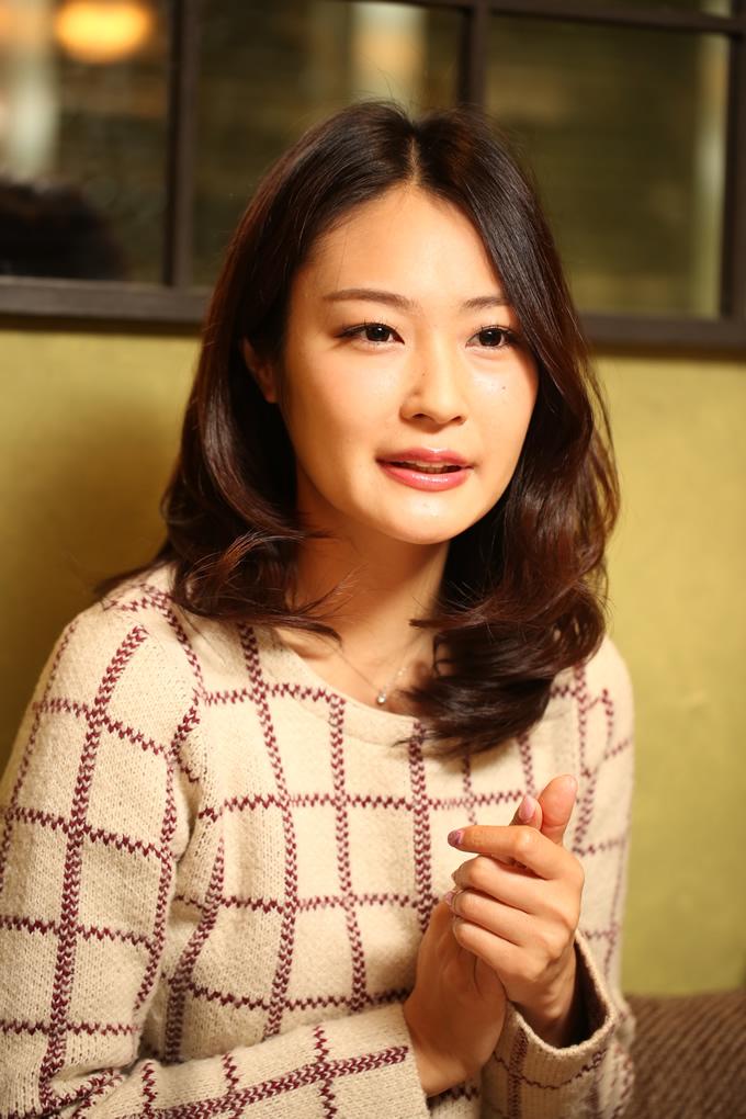 仁藤みさきインタビュー