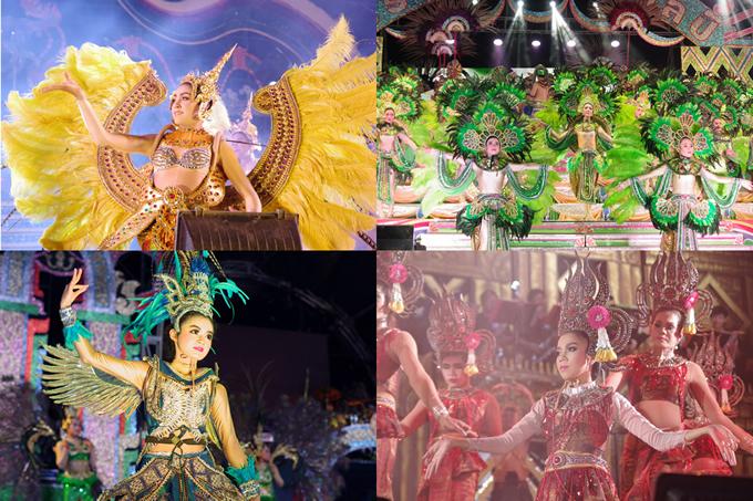 ◆モーラム楽団のダンサー達