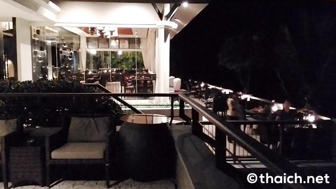 丘の上のレストラン「サフロン」