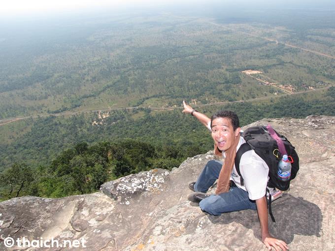 """""""天上の寺院""""プレアビヒア・ツアー=タイ・カンボジア国境の世界遺産にお得価格で行く!"""