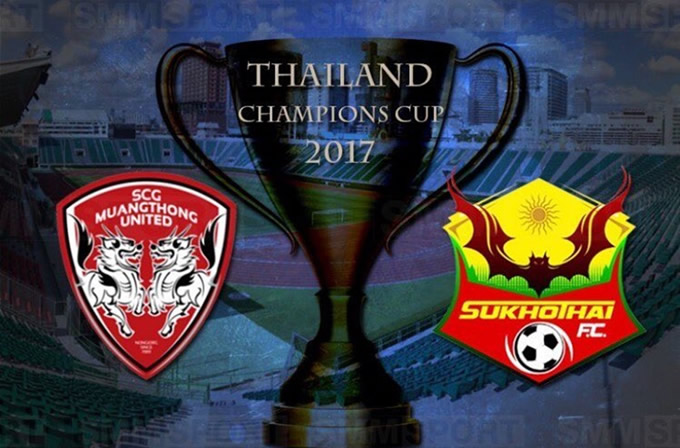 THAILAND CHAMPIONS CUP 2017 観戦記