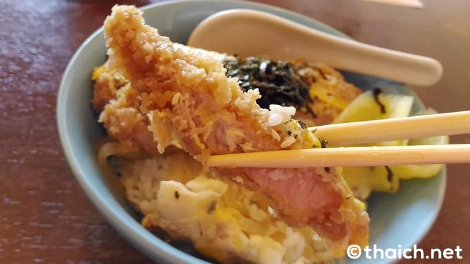 バンコク郊外の「大根」はタイ人に人気の日本料理店