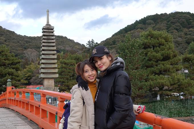 タイの人気女優・ヤーヤーイン&人気ネットアイドル・びーむ先生が揃って関西を訪問