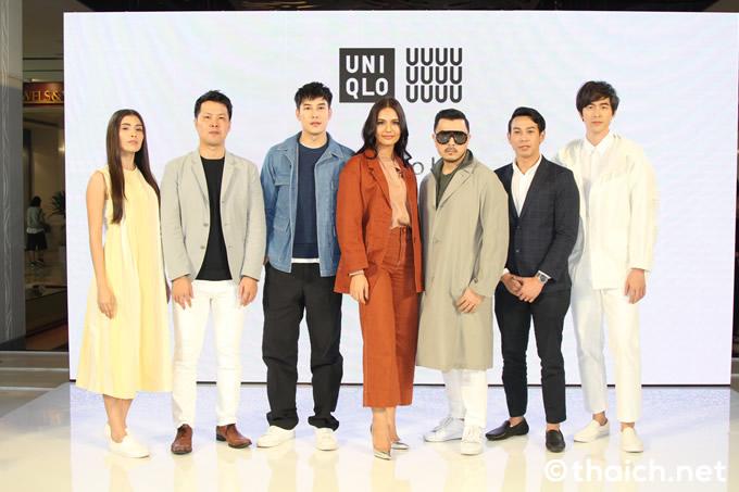 ナムターン・チャリター登場!「Uniqlo U 2017年春夏コレクション」ファッションショー