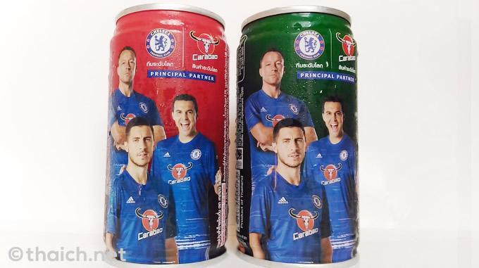 カラバオの缶コーヒー「カフェカラバオ(กาแฟคาราบาว)」