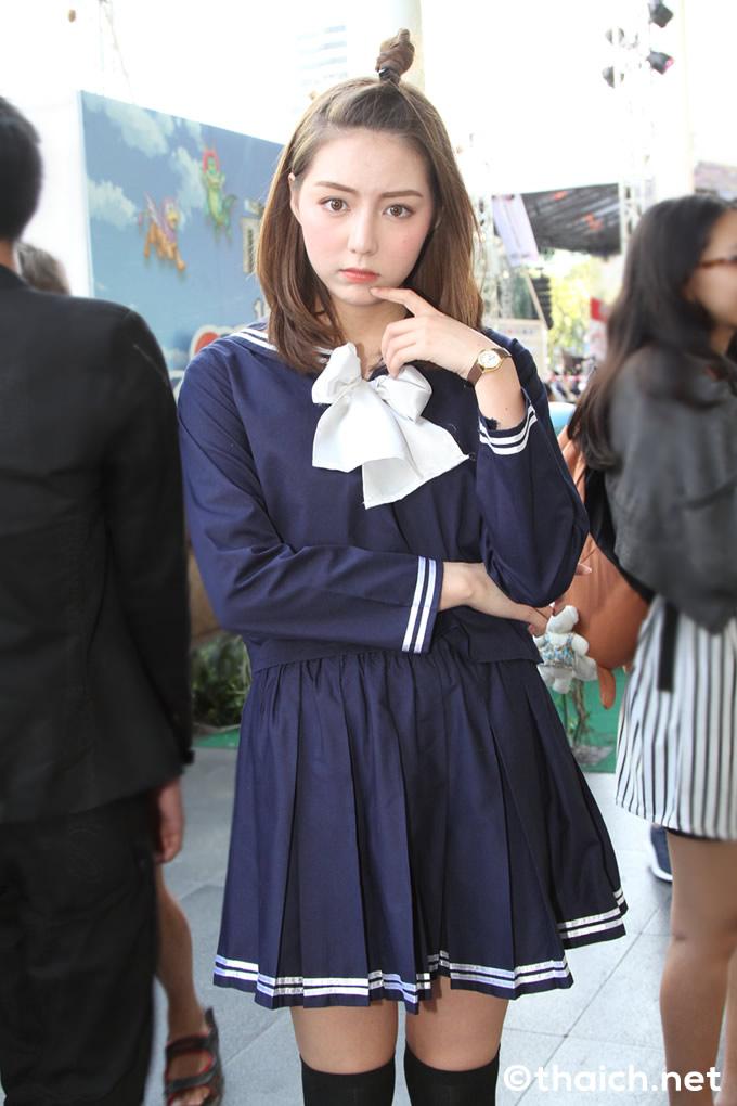12人のタイ人女子コスプレイヤーを激写!「JAPAN EXPO THAILAND 2017」