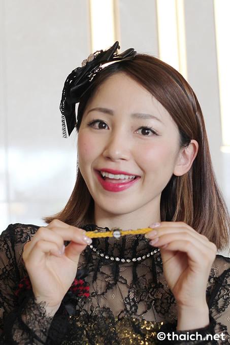 吉川友 独占インタビュー in バンコク「タイ女子いきますか!!」