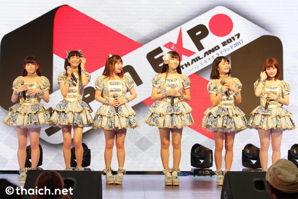 SAY-LAがタイにやって来た!ライブレポート「JAPAN EXPO THAILAND 2017」初日