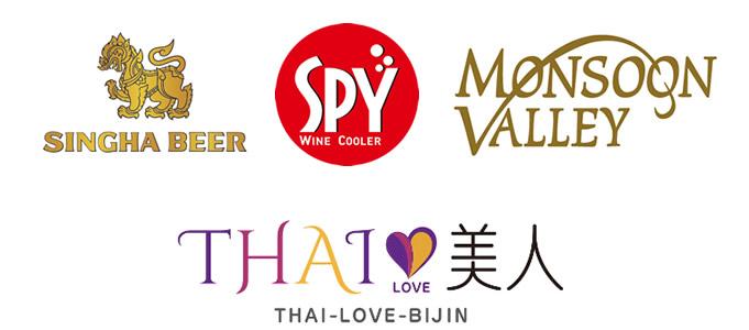 シンハービール、スパイ、モンスーンバレーワインが「THAI♡美人」オフィシャルサポーターに就任