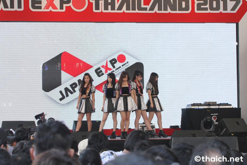 ワンダーウィード  ライブ in バンコク「JAPAN EXPO THAILAND 2017」