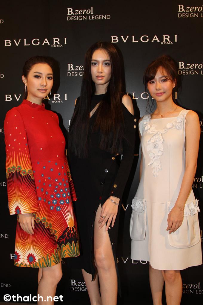 エンポリアムで東南アジア初の「BVLGARI B.zero1 Design Legend by Zaha Hadid展」