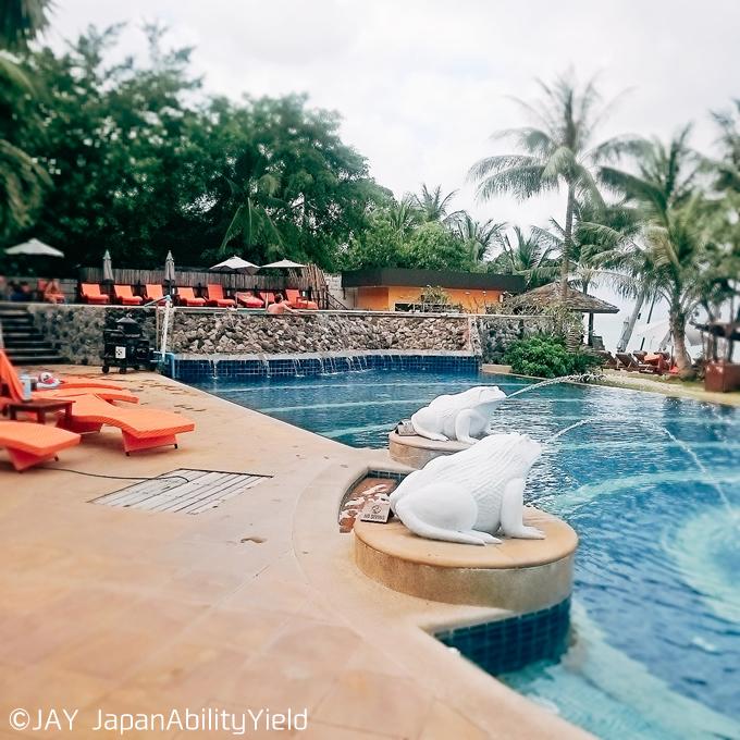 プールは4カ所!ビーチへも直結!「バンダラ リゾート&スパ サムイ」を探検してみる