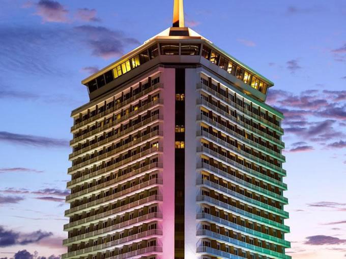 デュシタニ バンコク ホテル (Dusit Thani Bangkok Hotel)