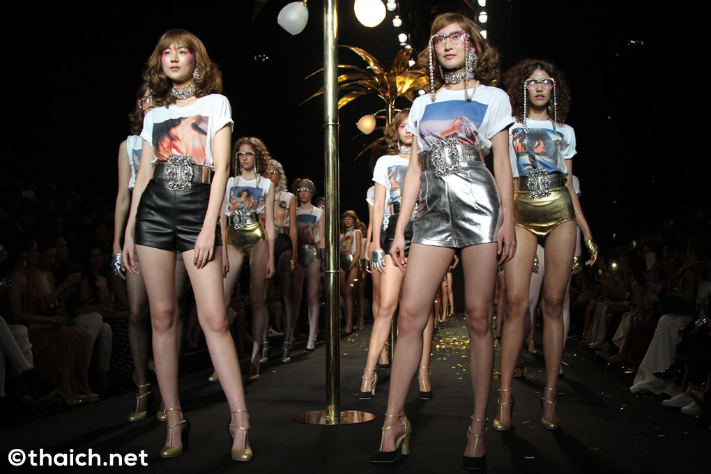 La Boutiqueファッションショー[BANGKOK INTERNATIOANL FASHION WEEK 2017]