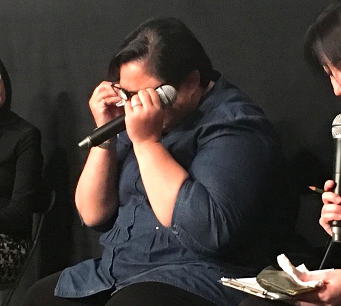 マレーシア映画『タレンタイム~優しい歌』出演女優アディバ・ノールの舞台挨拶とQ&Aレポート