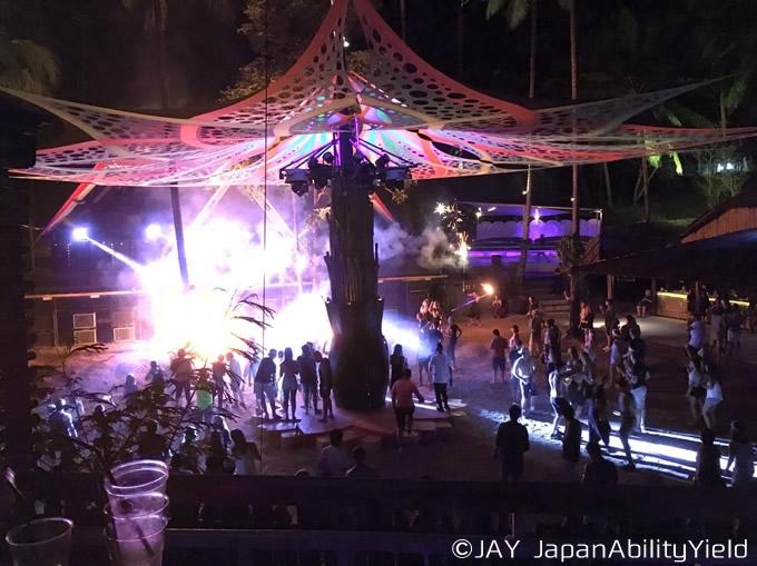 パンガン島「ハーフムーンフェスティバル」
