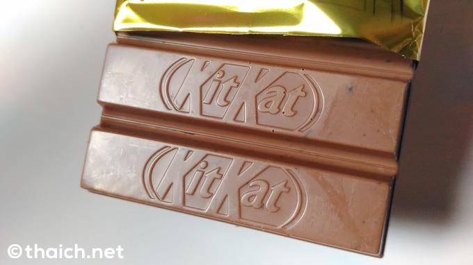 タイの板チョコタイプ「キットカット」