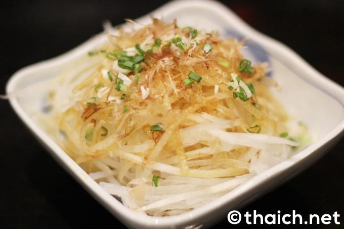 大根サラダ(25000キープ)