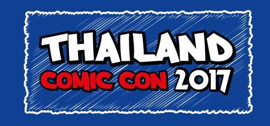 Thailand Comic Con 2017