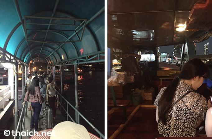 「アジアティーク・ザ・リバーフロント」にはボートで行こう!