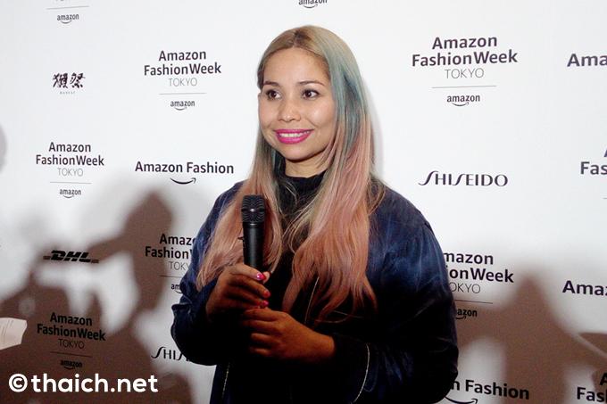 タイの「LALALOVE」が「Amazon Fashion Week TOKYO」に登場