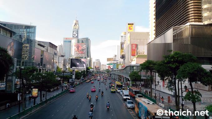 今日・明日、 バンコク中心部ラチャプラソン交差点などで政治集会