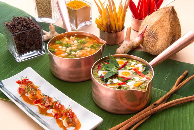 マッサマンカレー、トムヤムクンなどが食べ放題!ホテルオークラ福岡で本格タイ料理ブッフェ