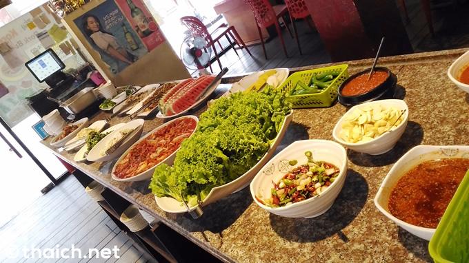 プラカノンの韓国焼肉店「マポカルビ」